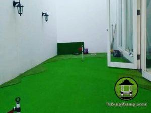 jasa pembuatan lapangan golf mini